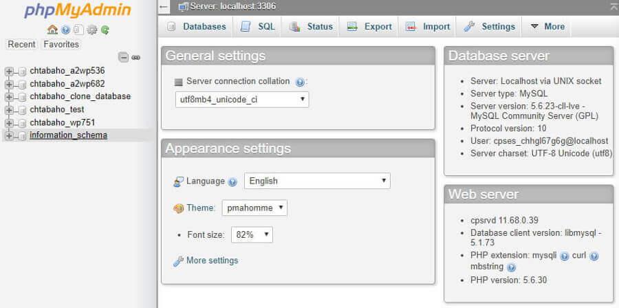 Hướng dẫn cách lấy lại mật khẩu WordPress bằng phpMyAdmin