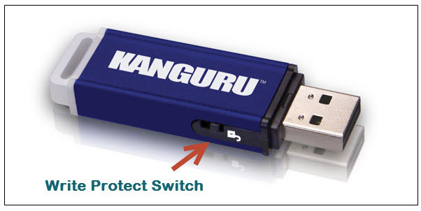 7 Cách Khắc phục, Sửa Lỗi The Disk is Write Protected