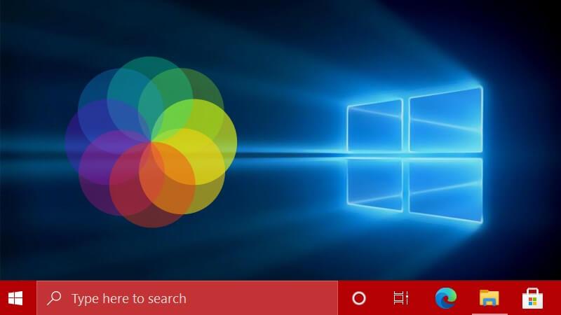Cách thay đổi màu sắc thanh taskbar trong windows 10 nhanh nhất