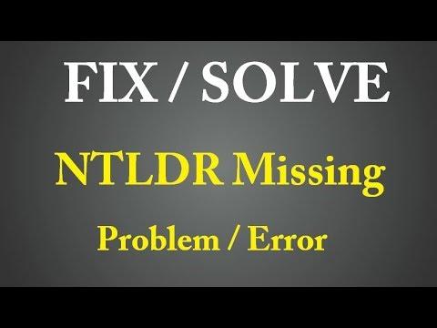 """Nguyên nhân, Khắc phục lỗi """"NTLDR is Missing"""" trong Windows XP"""