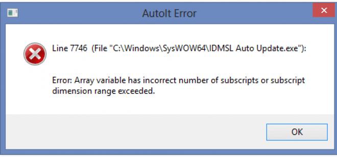 Thủ thuật gỡ lỗi IDMSL auto update.exe khi cài idm silent