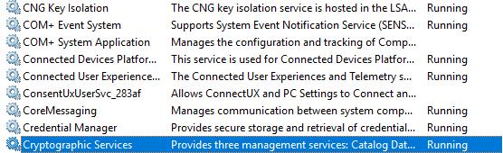 Sửa lỗi App Blocked Protection trên Windows 10