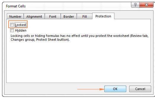 Cách khóa không cho nhập dữ liệu vào ô trong Excel Nhanh, Đơn giản