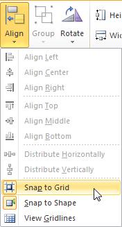 Hướng dẫn vẽ sơ đồ tổ chức trong Excel 2007