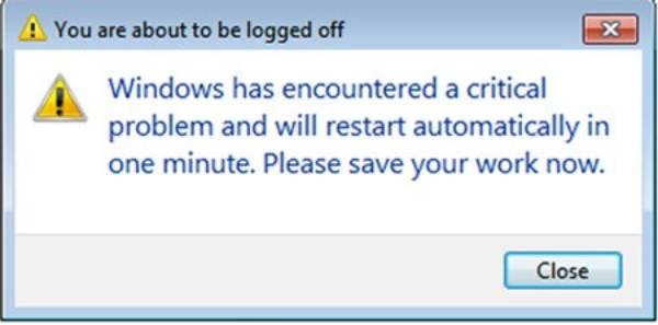Khắc phục lỗi máy tính tự khởi động lại Windows 7
