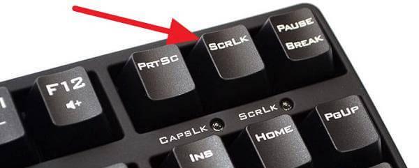 Hướng dẫn cách tắt phím Scroll Lock trên Laptop DELL